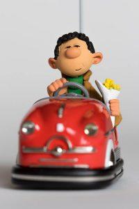 L'auto tamponneuse de Gaston
