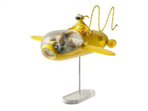 """sous-marin jaune LE REPAIRE DE LA MURENE """"SOUS-MARIN JAUNE"""""""
