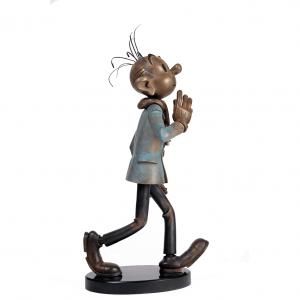 Fantasio bronze composite par Samuel Boulesteix
