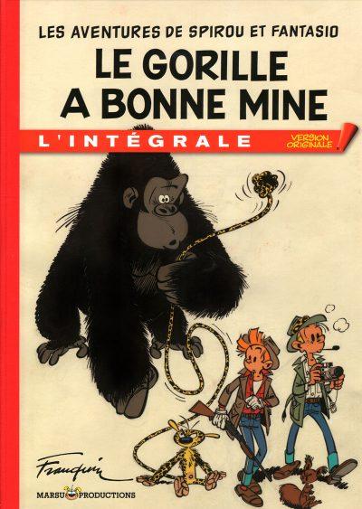 Le gorille à bonne mine